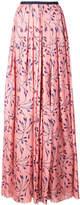 Carolina Herrera Flower bud ball skirt