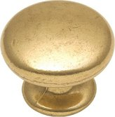 Hickory Hardware P406-LP 1-1/4-Inch Manor House Knob, Lancaster Hand-Polished