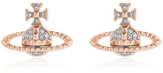 Vivienne Westwood Mayfair Orbit Stud Earrings