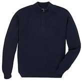 Jacamo 1/4 Zip Neck Jumper