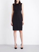 Max Mara Rivera stretch-wool dress