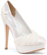 Chiffon Evening Dress Heels