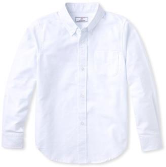 Classic Prep Childrenswear Boy's Owen Cotton Button-Down Shirt, Size 2-14