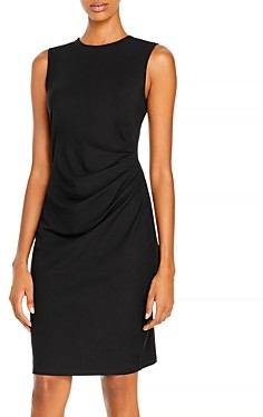 Theory Jorainna Draped Front Dress