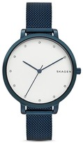 Skagen Hagen Mesh Bracelet Watch, 34mm