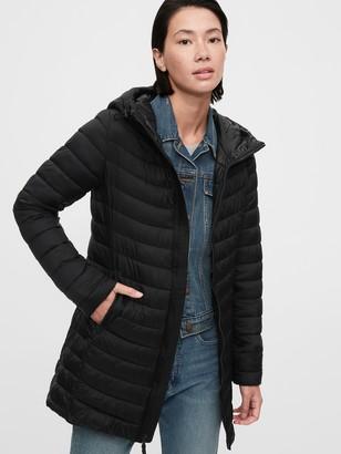 Gap Upcycled Lightweight Puffer Coat