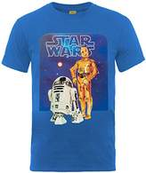 Star Wars Boys Artoo 3PO Short Sleeve T-Shirt