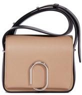 3.1 Phillip Lim 'Mini Alix' Leather Shoulder Bag - Black
