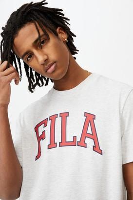 Factorie Fila Lcn Regular Graphic T Shirt..