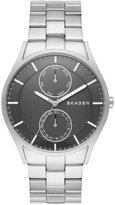 Skagen Men's Holst Stainless Steel Bracelet Watch 40mm SKW6266