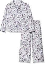 Cyberjammies Girl's Abigail Pyjama Set