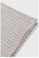 Tea Towel - Natural & White Stripe