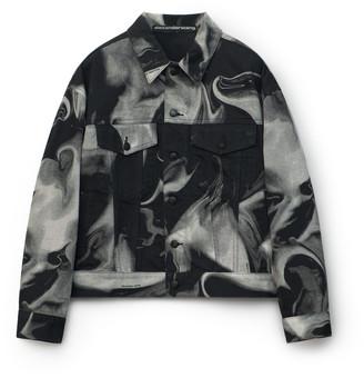 Denim Boy Oversized Jacket