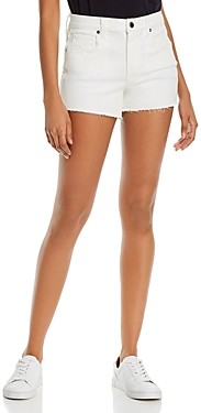 Blank NYC White Jean Shorts