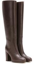 Loro Piana Hidcote Leather Boots