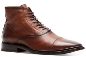 Frye Men's Paul Lace-Up Boots Men's Shoes