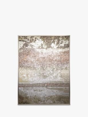 Unbranded Wight Studios - Bronze Rust Framed Canvas Print, 124 x 94cm, Multi