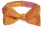 Vineyard Vines Men's Fall Leaves Silk Bow Tie