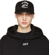 Off-White Black Construction Cap
