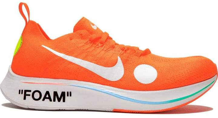 Off-White Zoom Fly Mercurial FK x Nike sneakers