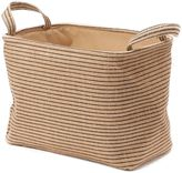 SONOMA Goods for LifeTM Jute Storage Basket