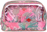 Oilily Melon Cosmetic Travel Bag Set