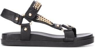 Carvela Costello chain embellished sandals