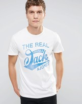 Jack & Jones T-shirt With Classic Logo Print