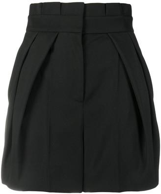 Alexander McQueen High-Waist Shorts