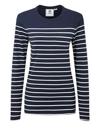 Tog 24 Tog24 Betsy Long Sleeve Stripe T-shirt