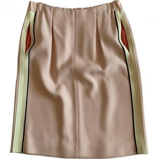 Fendi Beige Skirt for Women