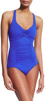 Seafolly U Tube One-Piece Swimsuit