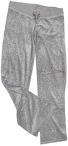 Juicy Couture Grey Cotton Trousers for Women