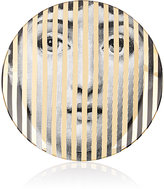 "Fornasetti Vertical Stripes"" Porcelain Plate"