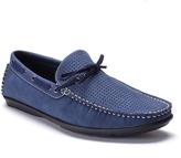 Navy Boat Shoe - Men