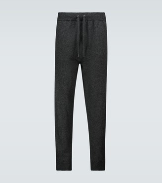 Derek Rose Finley cashmere trackpants