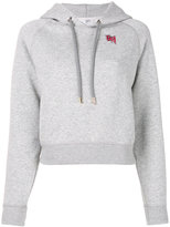 Tommy Hilfiger Tommy x Gigi embroidered hoodie