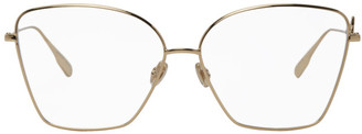 Christian Dior Gold DiorSignature01 Glasses