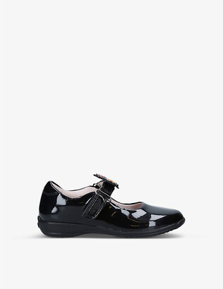 Lelli Kelly Kids Bonnie interchangable-strap patent-leather shoes 4-8 years
