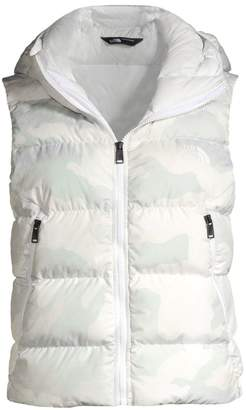 The North Face Hyalite Camouflage Down Hoodie Vest