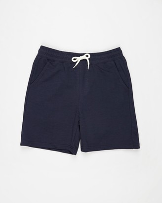 Cotton On Boy's Blue Shorts - Harry Slouch Shorts - Teens - Size 10 YRS at The Iconic