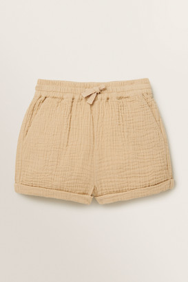 Seed Heritage Double Cheesecloth Short
