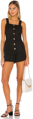 Seafolly Button Up Romper