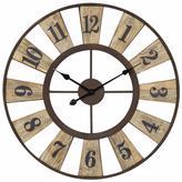 Cooper Classics Minden Clock