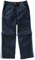 Osh Kosh Zip-Off Convertible Canvas Pants