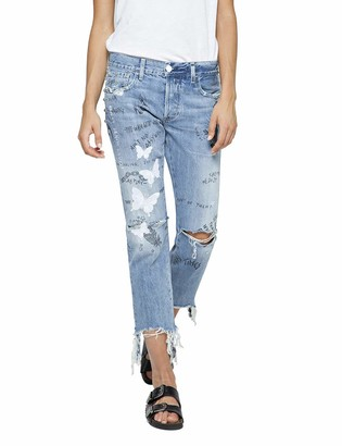 Replay Women's Ilariya Straight Jeans