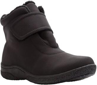 Propet Madi Ankle Strap Waterproof Bootie