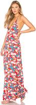 Rachel Pally Nessa Dress in Red