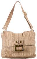 Roger Vivier Python Shoulder Bag