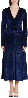 Rotate by Birger Christensen Velvet Dress Number 7